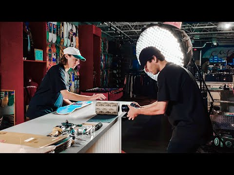 FILMING SMOOTH TRANSITIONS | Behind the Scenes