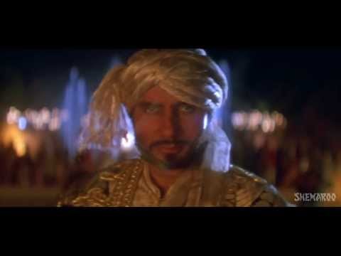 Tu Mujhe Kabool I   Amitabh Bachchan   Sridevi   Khuda Gawah   Bollywood Love Songs Mp4 Video   Hd 7 video