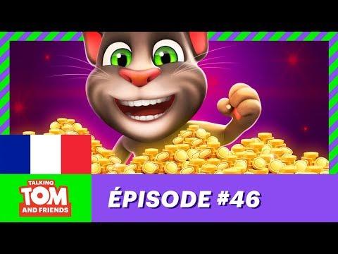 Talking Tom and Friends -  Un jeu risqué (Épisode 46)