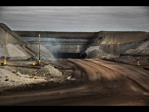 World's biggest mine: Inside US coal
