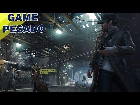 Jogos mais Pesados de PC (01) - VsGameover
