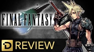 Final Fantasy VII Review (Minor Spoilers)