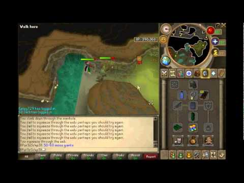 Runescape Range Guide to 99 f2p best way!!