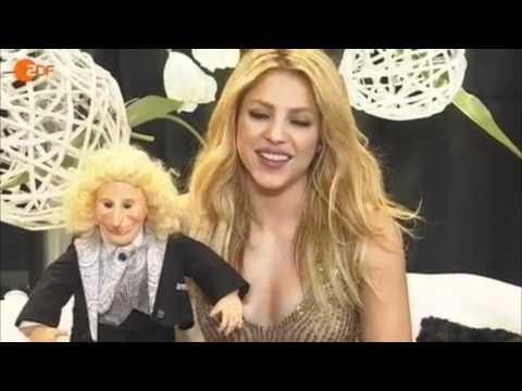 Shakira wishes YOU Happy Birthday