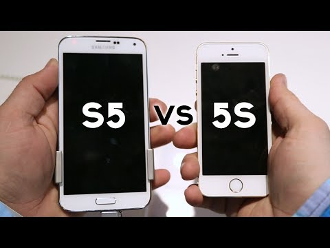 Samsung Galaxy S5 vs Apple iPhone 5s: Which Is Better?
