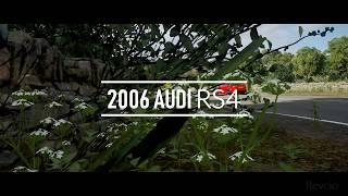 [CINEMATIC] 2006 AUDI RS4  FORZA HORIZON 4 