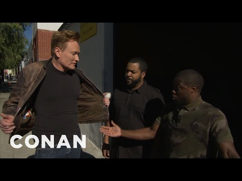 Outtakes From The Student Driver Remote  – Conan On Tbs