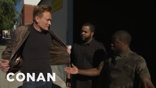 Download Lagu Outtakes From The Student Driver Remote  - CONAN on TBS Gratis mp3 pedia