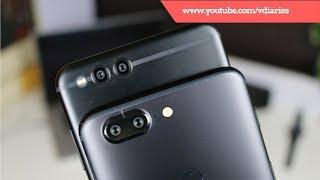 Honor 7x vs OnePlus 5T - Camera Comparison