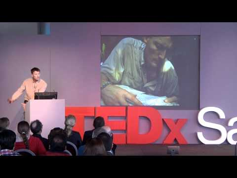 TEDxSalford - Benedict Allen - Surviving the Impossible