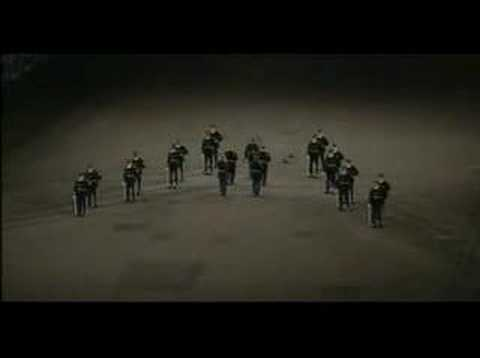 US Army Drill Team Video