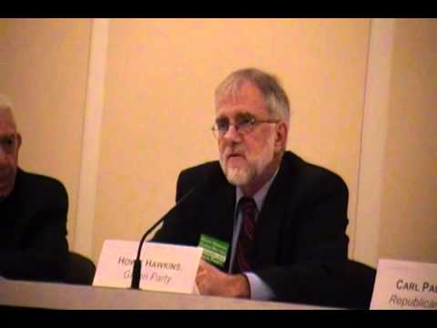 Howie Hawkins Green Party candidate for Governor of NY -legalize marijuana- bootleg series volume 11
