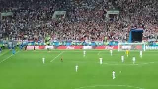 Croatia 2-1 England - Mario Mandžukić Winner, 2018 FIFA WC SF
