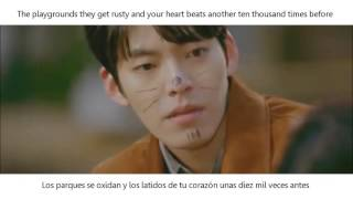 New Empire - A Little Braver MV [sub Español | Lyrics]  Incontrolablemente Enamorados OST