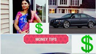 5 Money Tips| Budget Advice | Financial Advice