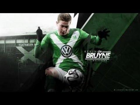 Kevin De Bruyne | VfL Wolfsburg | Skills, Goals, Assists | 2014/15 | HD