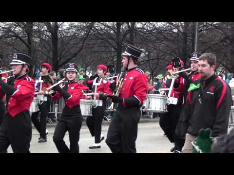 Chicago's 2010 St. Patrick's Day parade