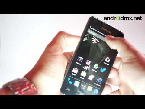Galaxy SII i9100 Jelly Bean 4.1.1 - CM10