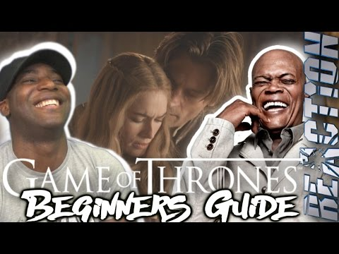 Game of Thrones Beginner's Guide: Uncensored by Samuel L Jackson REACTION!