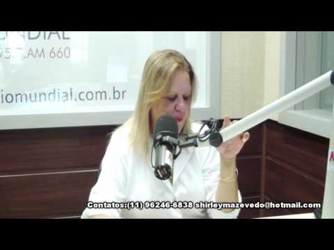 Brasil Cigano,Cigana Shirley de Azevedo,Radio Mundial,20-01-2016