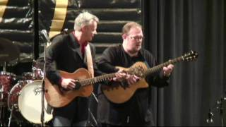 Richard Smith & Tommy Emmanuel July 2009 Nashville