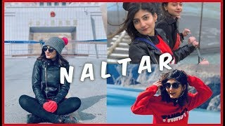 PAK CHINA BORDER and Camping in NALTAR! with DRONE footage | Anushae Says