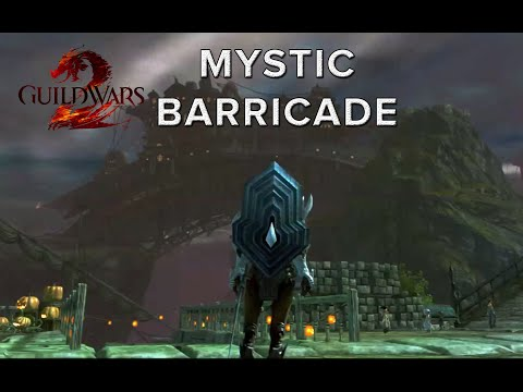 Guild Wars 2 | Mystic Barricade (exotic) video