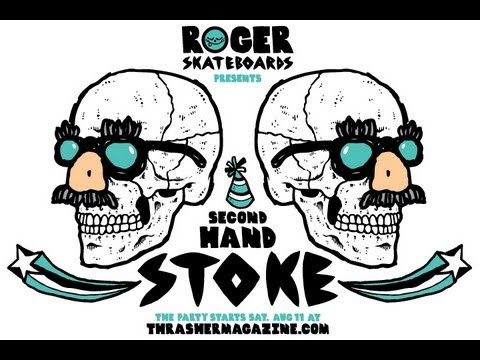 "Roger ""Secondhand Stoke"" trailer"