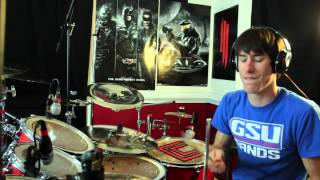 Your Guardian Angel - Drum Cover - The Red Jumpsuit Apparatus