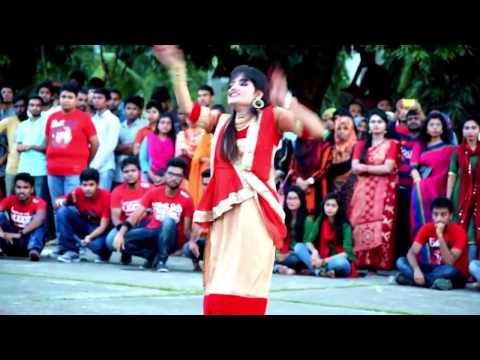 Dhim ta na Street dance 18th Anniversay of Padachinho Bangladesh Agricultural University   YouTube