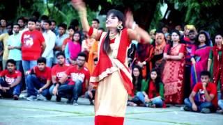 Dhim ta na Street dance 18th Anniversay of Padachinho Bangladesh Agricultural University   YouTube