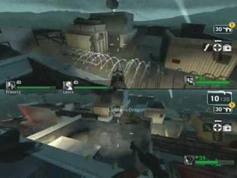 Left 4 Dead Walkthrough 6 - No Mercy - Rooftop Finale