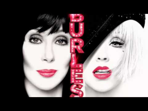 Show Me How You Burlesque by Christina Aguilera