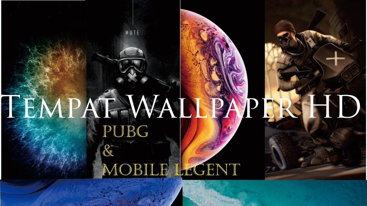 Tempat Download Wallpaper Hd Pubg Mobile Legent Youtube