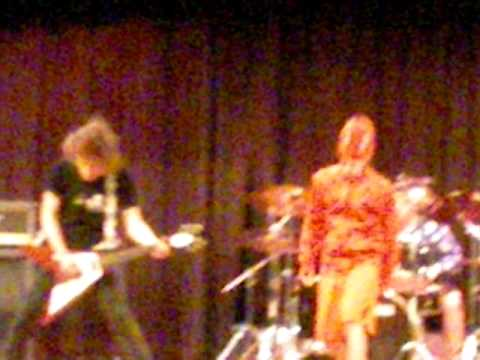 "Waluga Junior High School Talent Show 2009 - ""Pokemon Death Metal"""