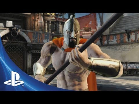 God of War: Ascension - This is Sparta