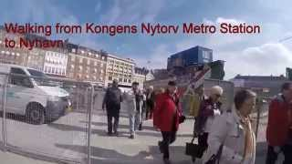 Copenhagen Pickpocketing Attempt Caught on GoPro