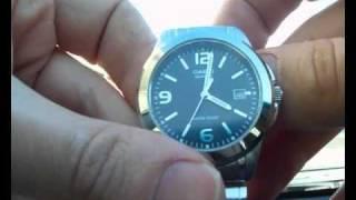 Casio MTP-1215 Quartz