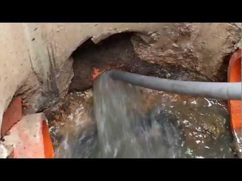 汙水 下水道  4英寸  排水  通水管