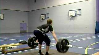 Mike ~ Snatch 90 kg @ 67 kg bodyweight