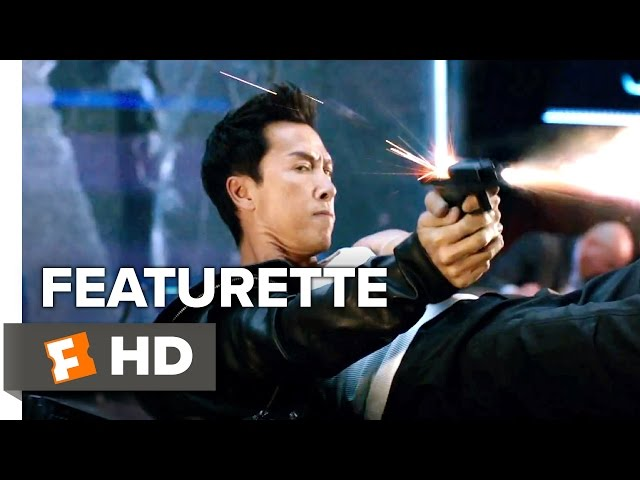 xXx: Return of Xander Cage Featurette - Donnie Yen (2017) - Action Movie