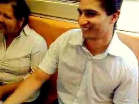 RAP En El Metro De Caracas 01