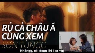 """RỦ CẢ CHÂU Á XEM """"Hãy Trao Cho Anh - Sơn Tùng M-TP"""" 👀 l GIANG VŨ"""