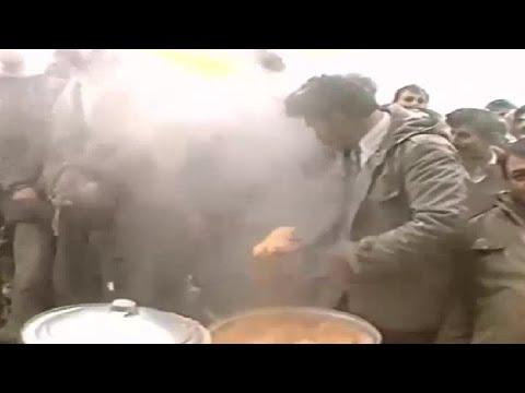 صدام حسين (أخو هدلة) شهامة و بساطة و خفة دم ..ما أروعك في هذا المقطع