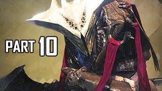 Destiny The Taken King Walkthrough Part 10 - Darkblade Strike (PS4 Gameplay)