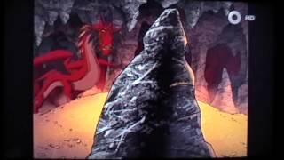"""Cazadores de Dragones """"El Dragón Rojo"""""""