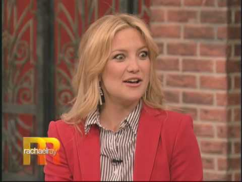 Kate Hudson Tells Rachael Ray About Turning 30