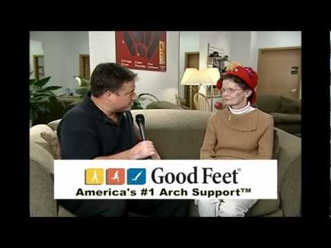 Milwaukee Good Feet Store foot pain plantar fasciitis relief arch supports customers testimonials