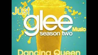 Watch Glee Cast Dancing Queen video