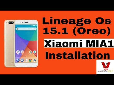 Redmi MiA1 | Lineage Os 15.1 (Oreo) | Installation | Stable